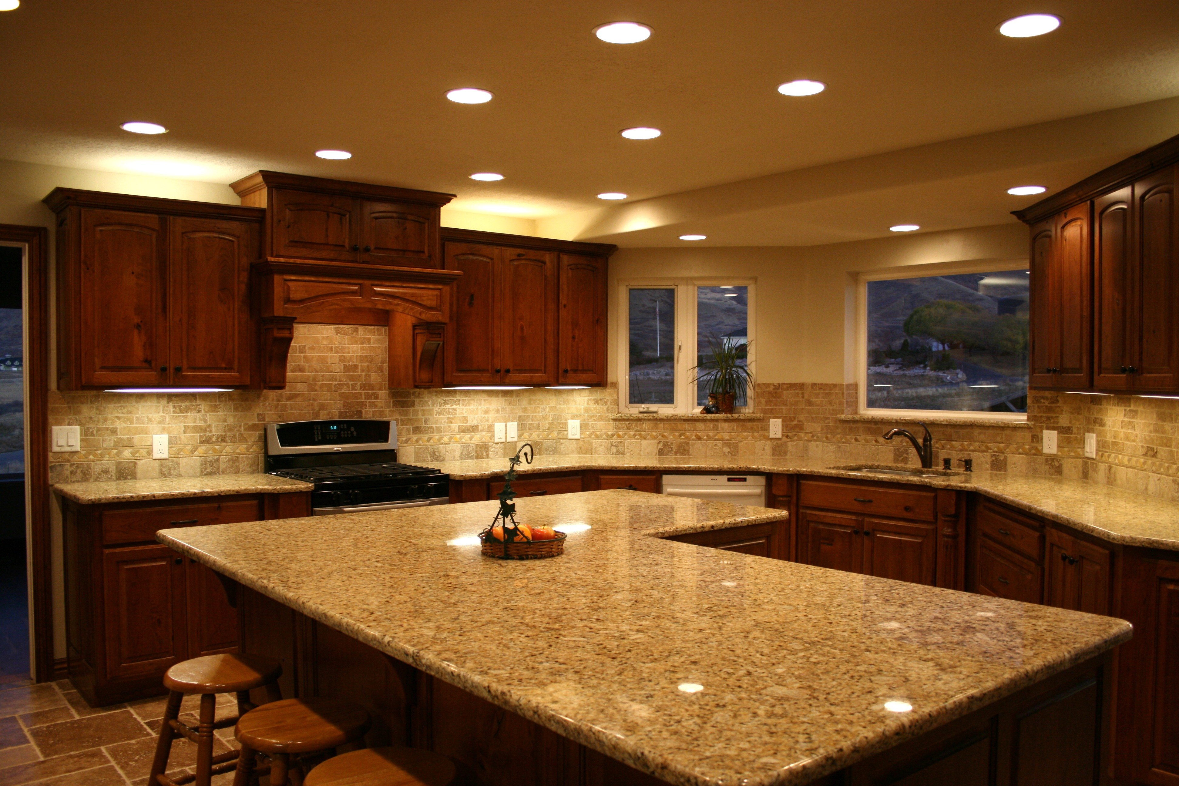 Awe Inspiring Kitchen Countertops By New Vision Largest Home Design Picture Inspirations Pitcheantrous