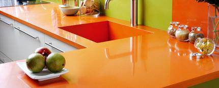 It Is The Ideal Choice For Countertops And Floors In Kitchens And  Bathrooms, As Well As For High Traffic Areas.